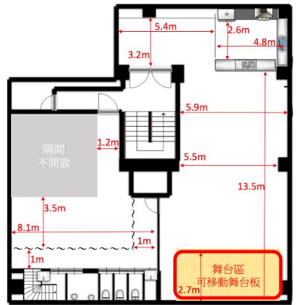場地租借台北
