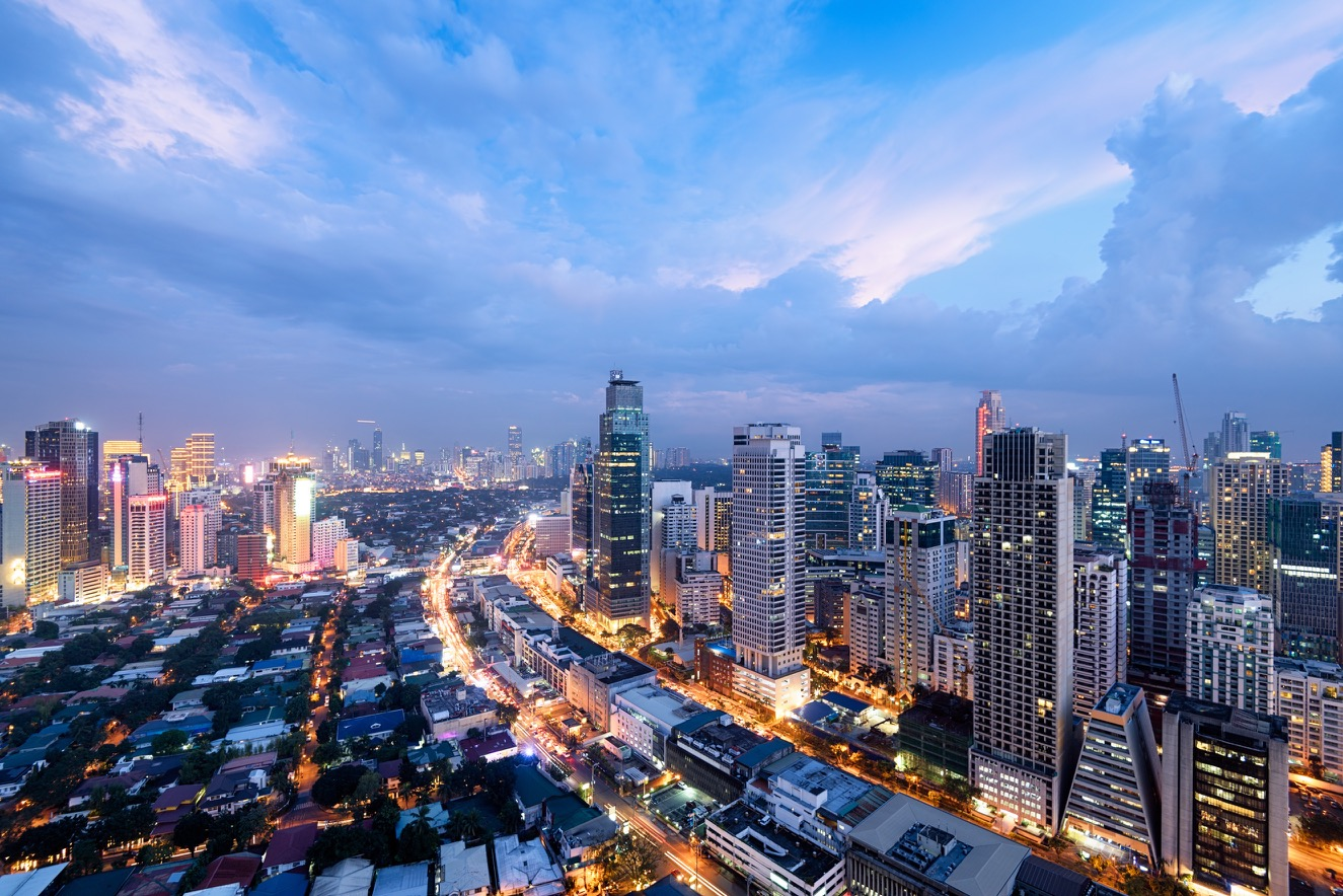 菲律賓城市樣貌